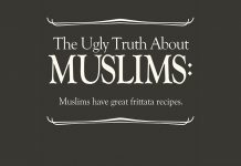 The Muslims Are Coming - The Ugly Truth About Muslims: The Muslims Are Coming - The Ugly Truth About Muslims: Muslims Have Great Frittata Recipes.