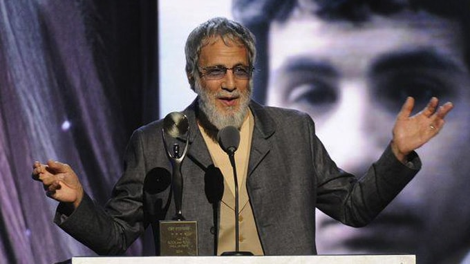 Famous Muslim Celebrities - Cat Stevens (Yusuf Islam)