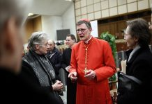 German cardinal tarred as 'Antichrist' for defending Muslims