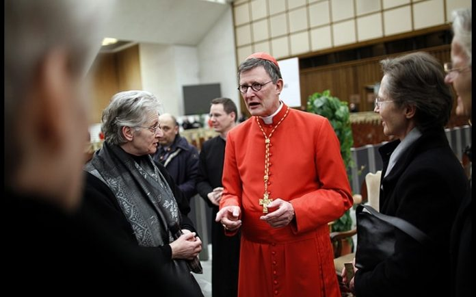 German cardinal tarred as 'Antichrist' for defending Muslims