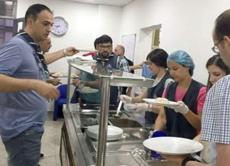 Amman soup kitchen spreads message of unity with iftar meals