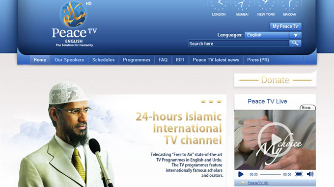 Bangladesh bans Zakir Naik's Peace TV, tracks students after attacks