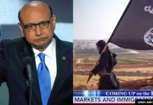 Fox News Ignores Gold Star Father At DNC Because He's Muslim, Airs ISIS Footage Instead