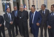 Unity, Security, Solidarity: religious leaders meet French president after Normandy church attack