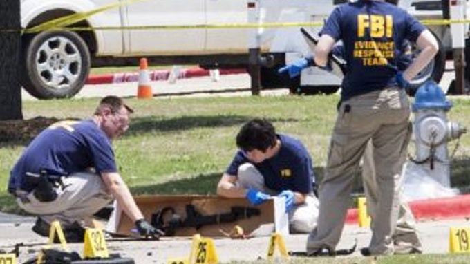 FBI Agent Apparently Egged on 'Draw Muhammad' Shooter