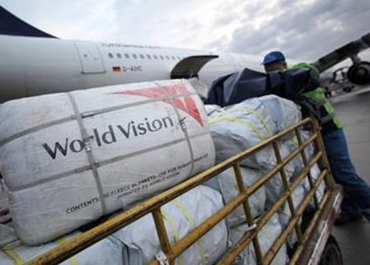Israel accuses World Vision aid worker of funding Hamas
