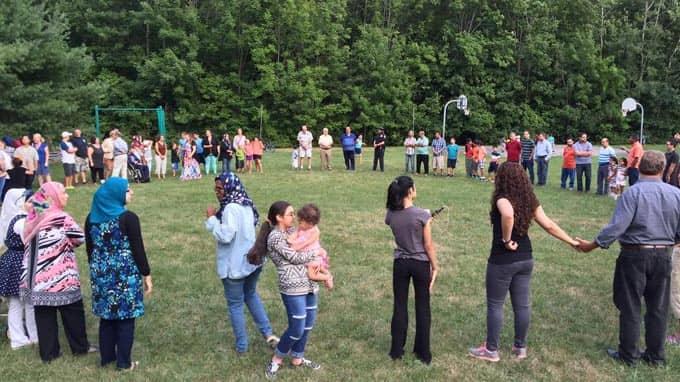 Westbrook rallies around Muslim neighbors