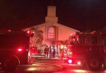 Florida mosque set on fire during Eid al-Adha