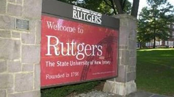 Rutgers investigates suspicious package in parking deck