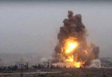 Airstrikes, Fighting Continue in Aleppo
