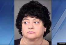 Arizona woman allegedly helped jailed hubby with terror plot