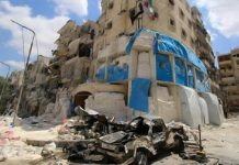MSF: Attacks on aid groups part of Syrian regime plan