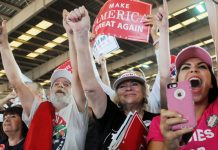 How does Donald Trump still have supporters?