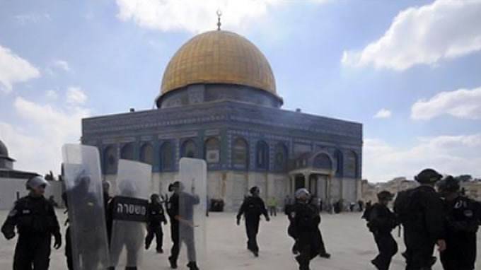 Israel suspends UNESCO ties over al-Aqsa resolution
