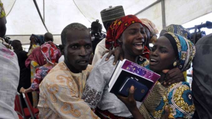 Release of Chibok Girls Celebrated as Victory for Negotiation