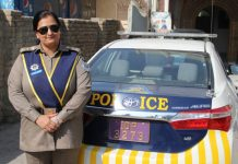 This Pakistani police officer is on the leading edge of a trend that could lead to a more peaceful world