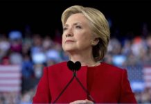 Clinton Blames FBI's Comey for Her Presidential Election Defeat