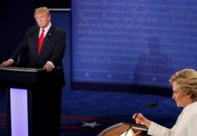 Clinton, Trump Try to Outflank Each Other on Stance Against Terrorism
