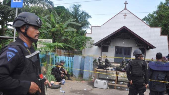 Deep Extremist Networks Behind 'Lone Wolf' Samarinda Church Attacker
