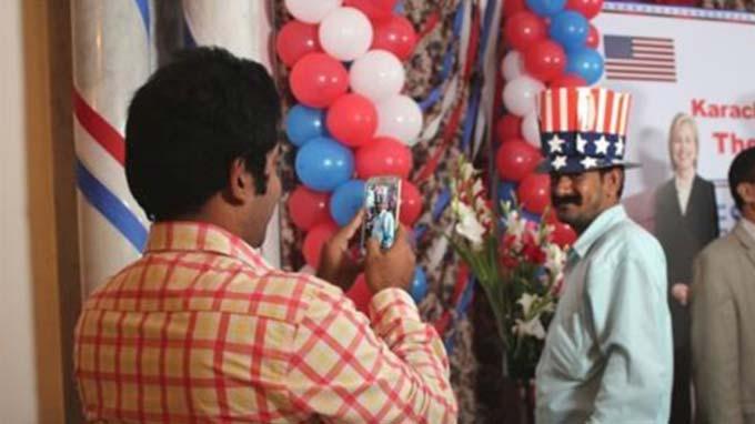 Expatriate Americans in Pakistan on Donald Trump's win