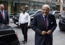 Giuliani a Leading Candidate for Trump's Secretary of State