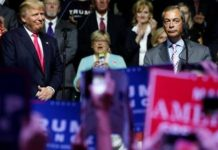 How Europe's far-right feasts on Trump's victory