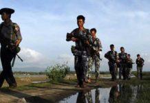 Myanmar arms non-Muslim civilians in Rakhine