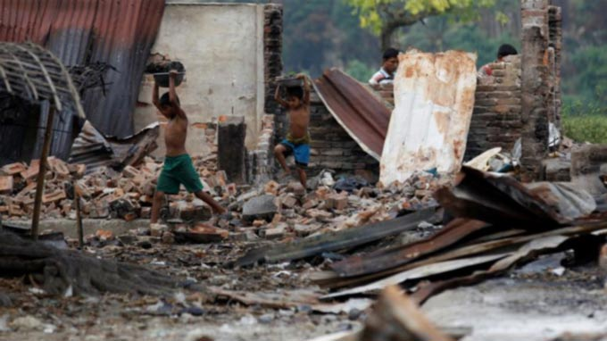 Myanmar to Probe Allegations of Abuse Against Rohingya