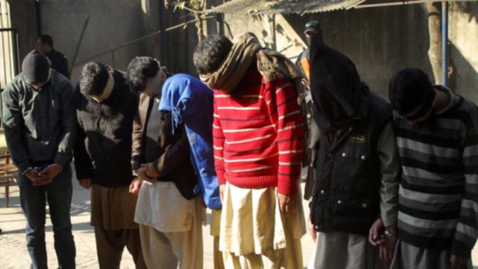 Pakistan Claims IS Recruitment Cell Busted in Lahore