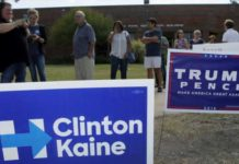 Trump, Clinton Campaigns in Final Days Amid Voter Discontent