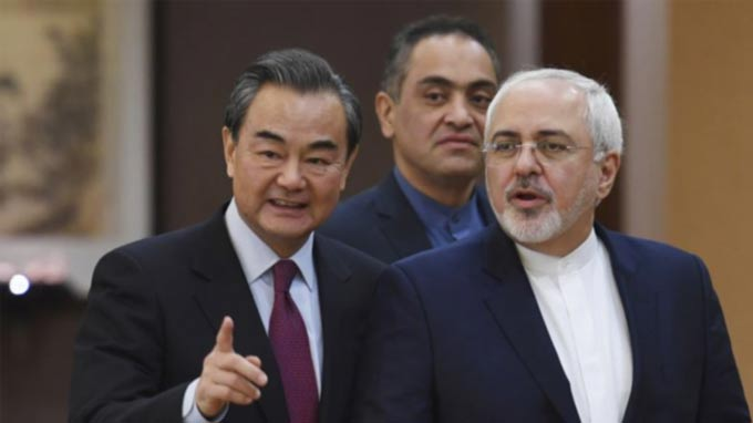 Iran, China Urge Countries to Continue to Adhere to Nuclear Deal
