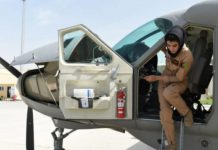 Afghan Female Air Force Pilot Awaits Response to US Asylum Request