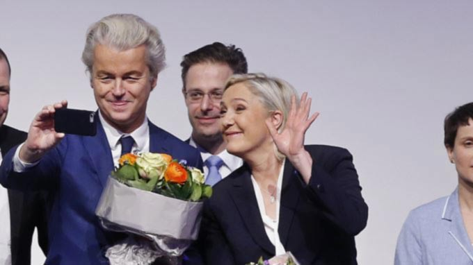Europe's Nationalist Leaders Present Vision for 'a Free Europe'