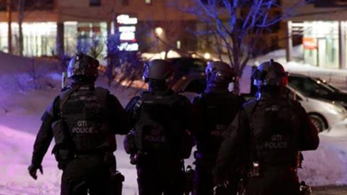 Quebec mosque attack: Social media tributes pour in