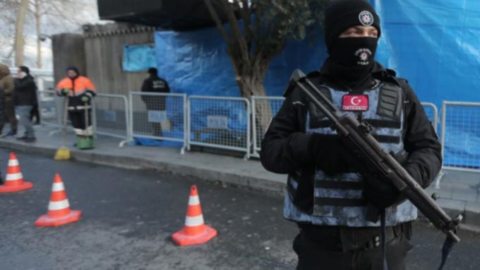 Search Continues for Istanbul Nightclub Attacker
