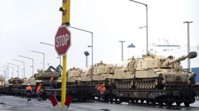 US troops in Poland 'a threat to Russia's security'