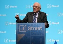 Bernie Sanders draws parallels between Trump, Netanyahu, calls to end '50-year occupation'