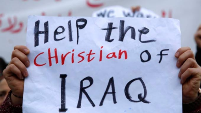 Mass Christian Immigration From Iraq Makes Future of Church Uncertain