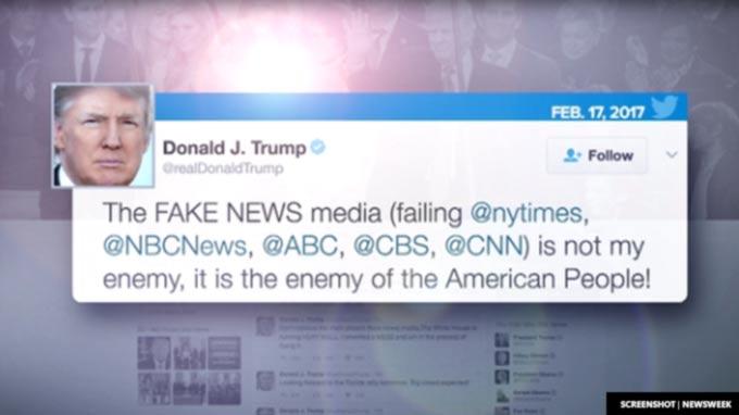 McCain, Critics Say Trump's Gone Too Far With Press War