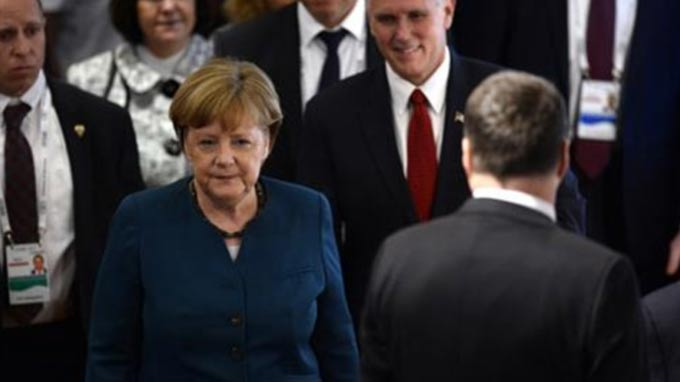 Merkel: 'Islam is not the source of terrorism'