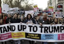 Thousands Protest Globally Against Trump Travel Ban