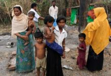 UN Rights Chief Urges Myanmar Leader to Ease Plight of Rohingya