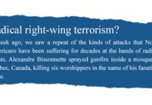 Radical right-wing terrorism