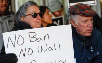 Trump administration appeals block of travel ban