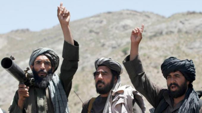 Afghan Taliban Declines to Support Moscow-Backed Peace Talks