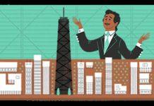 Google Doodle Honors Structural Engineer Fazlur Rahman Khan