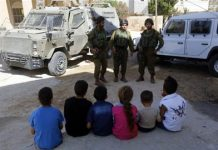 Israeli army 'among world's child rights violators'