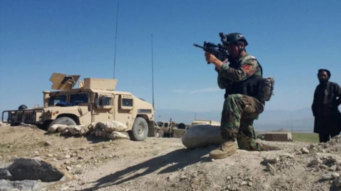 Massive Bomb Strike Divides Afghan Opinion with Critics Questioning Motives