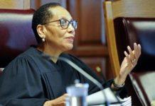 Sheila Abdus-Salaam: New Yorkers mourn judge's death