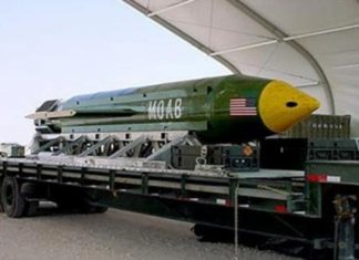 US drops 'mother of all bombs' on ISIL in Afghanistan